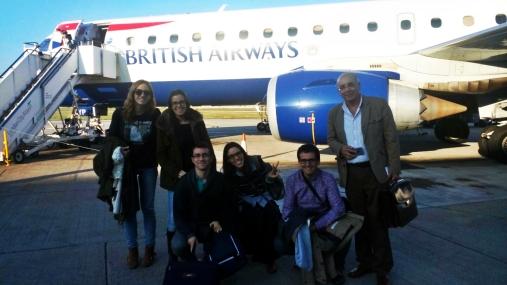 London City Airport, Tech City London, Air Drone View, Misión Comercial Directa, Raquel Contador, grupo