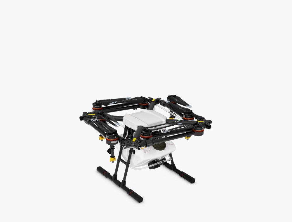 dji agras mg 1 dron agricola fumigador fumigacion rpas uav air drone view españa (2)