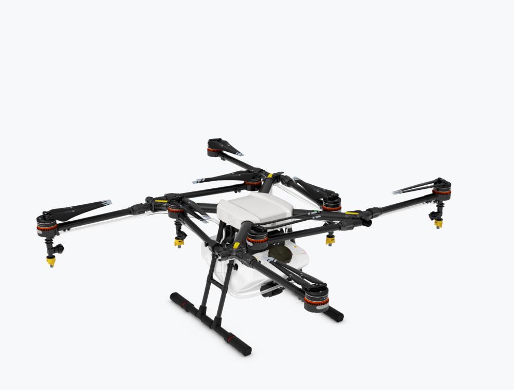 dji agras mg 1 dron agricola fumigador fumigacion rpas uav air drone view españa (3)