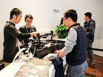 DJI STORE TIENDA SHENZEN CHINA DRON DRONES RPAS AIR DRONE VIEW OPENING CHINA (12)