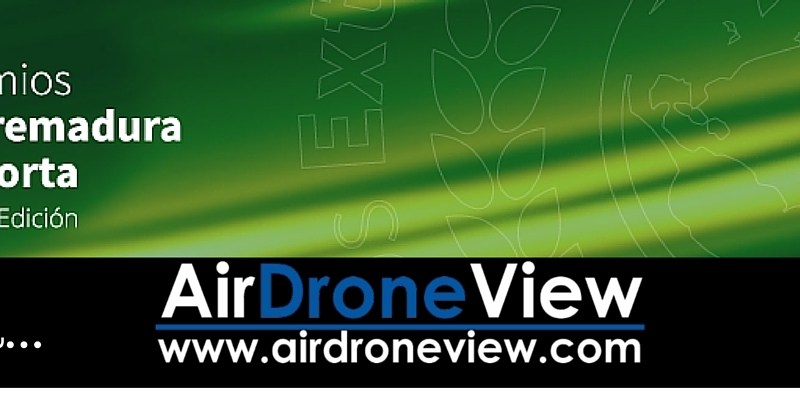 Premios Extremadura Exporta y Air DroneView