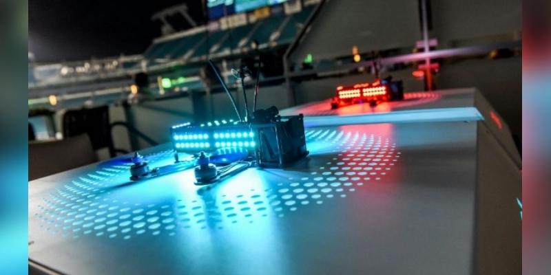 Drone Racing League: La competición deportiva delfuturo