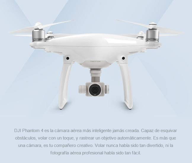 air drone view www.airdroneview.com dji phantom 4 nuevo drone new news automatico esquiva obstaculos novedad venta precio barato españa (2)