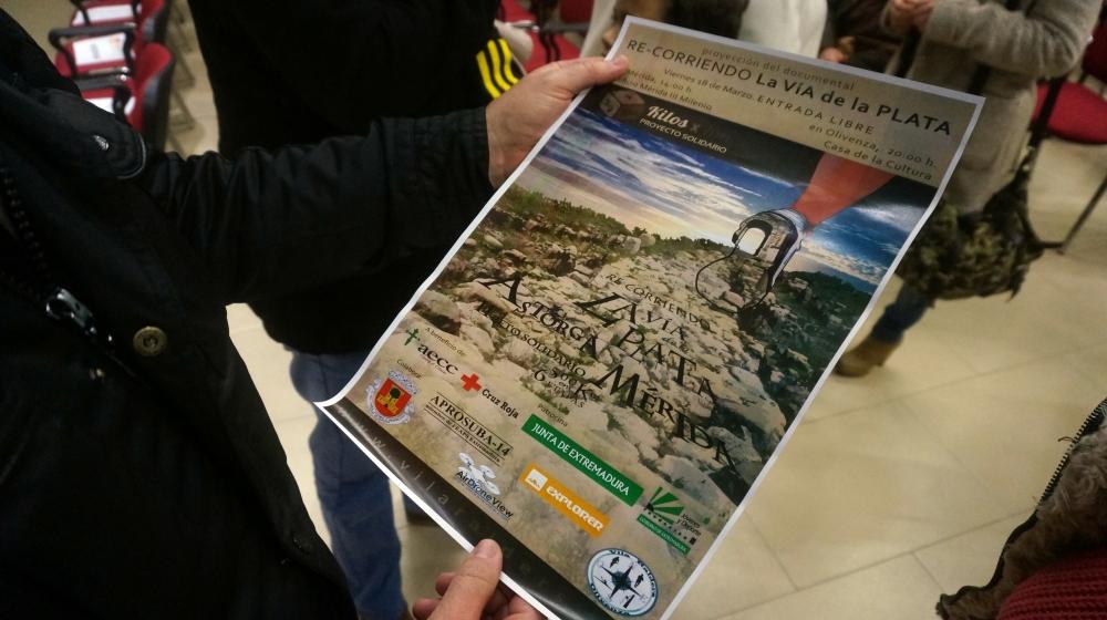 vila raiders olivenza presentacion re corriendo via de la plata gonzalo martin de la granja documental video air drone view junta extremadura (3)