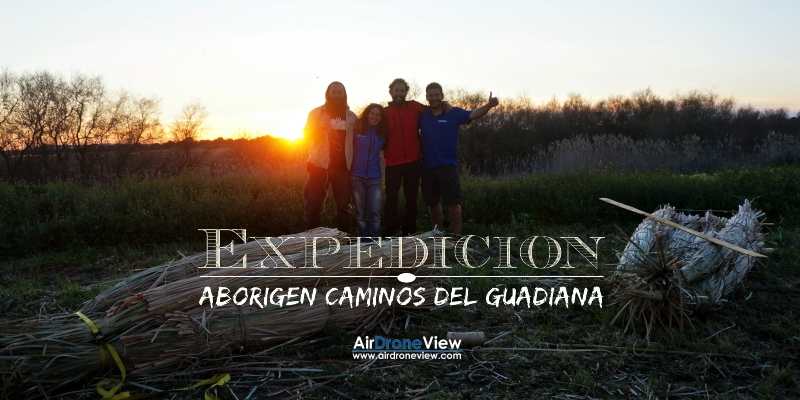Expedición Aborigen Caminos delGuadiana