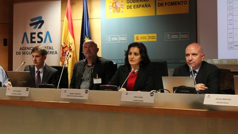 AESA anfitriona del Plenario Internacional de las Autoridades Conjuntas de Reglamentación sobre Drones(JARUS)