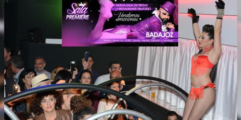 Vídeo de la Inauguración de la Sala Premiere –Badajoz