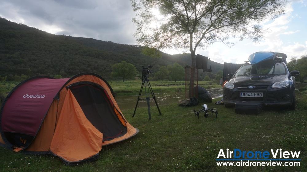 air drone view expedicion aborigen caminos del guadiana rio aventura dron drone badajoz portugal españa caceres descenso canal extremadura rtve extremadura ciudad real daimiel  (11)