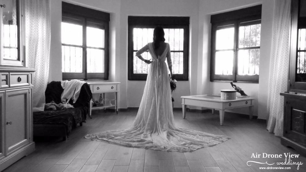 air drone view weddings bodas reportaje video aereo badajoz enlace matrimonio video con dron de boda www.airdroneview.com extremadura caceres barato profesional foto video aire tierra (3)
