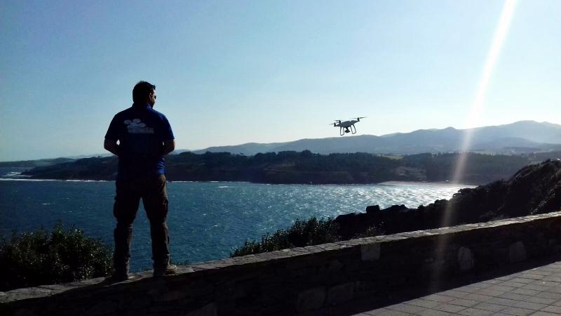 Asturias a vista dedrone