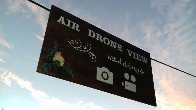 Air Drone View en Expobodas2016
