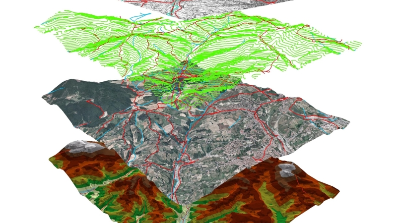 Curso Gratuito: Sistemas de información geográfica(GIS)