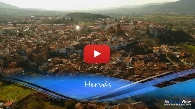 Hervás, 4ª Maravilla Rural de España – Vídeo condrones