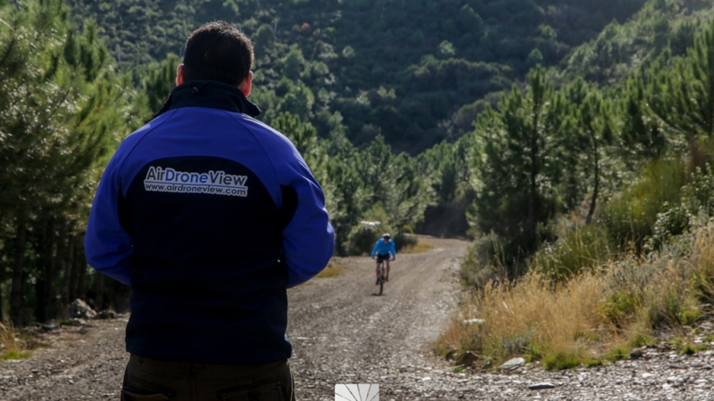 Rodaje en Valencia de Alcántara para vídeo deFITUR