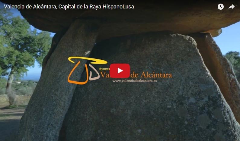 Vídeo turístico de Valencia de Alcántara para FITUR2017