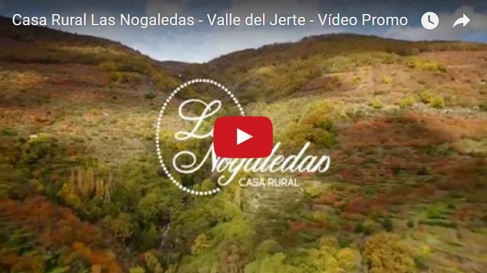 ¿Escapar al cerezo en flor? Casa Rural Las Nogaledas – Valle delJerte