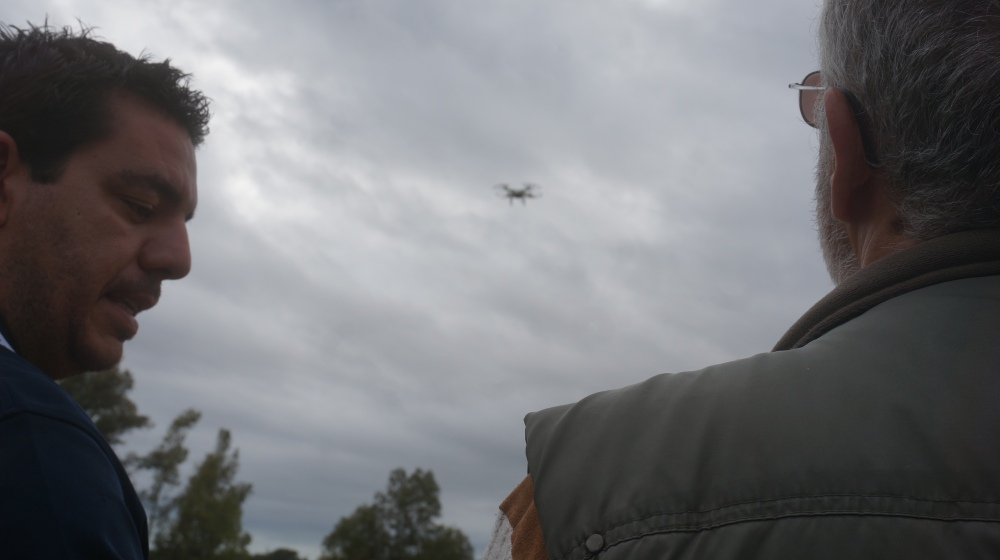 air drone view doñana feria ecoturismo drones parque nacional feval extremadura badajoz caceres operadores (132)