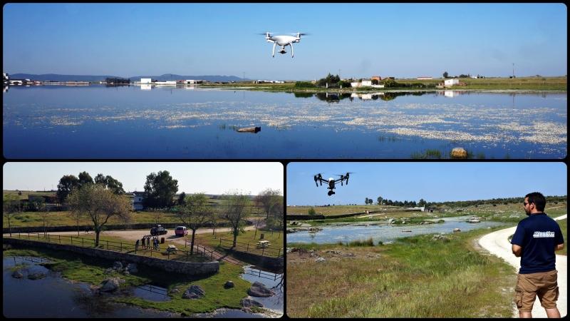 Jornada de filmación en Arroyo de la Luz para vídeoturístico