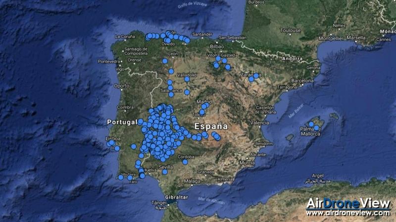 ¿Trabajan fuera de Extremadura las empresasextremeñas?