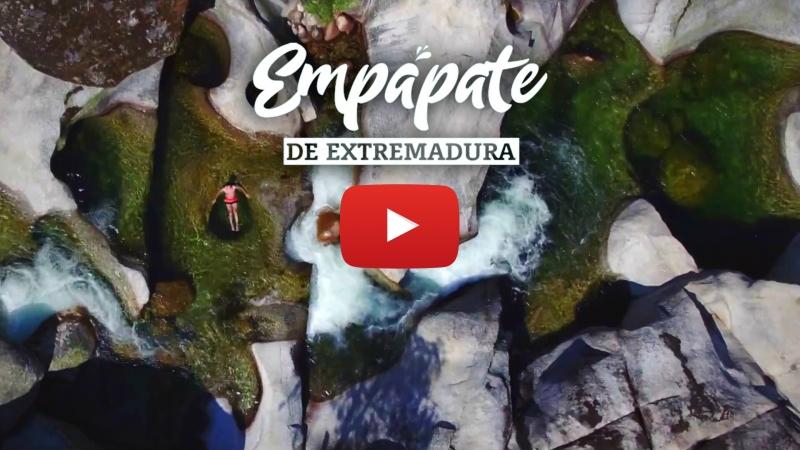 Empápate de Extremadura, spot publicitario íntegro con drones – Air DroneView