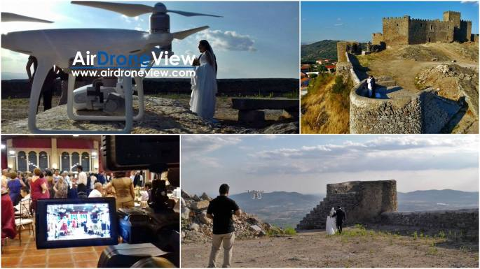 air drone view bodas weddings drone vuelos rpas legal operador extremadura caceres badajoz enlace trujillo montanchez