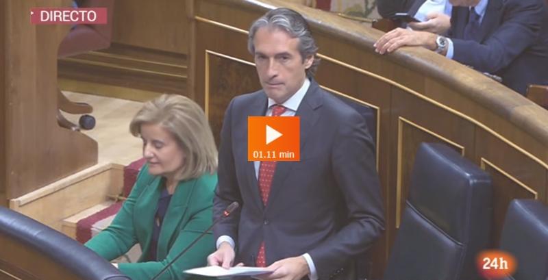 Hoy en el Congreso de los Diputados: El Gobierno permitirá que los drones sobrevuelen ciudades y operen denoche