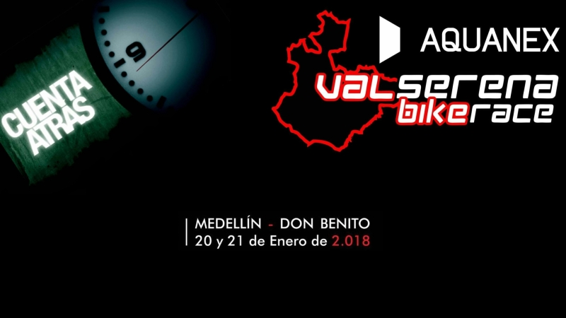 Cuenta atrás para la Aquanex Val Serena Bike Race2018