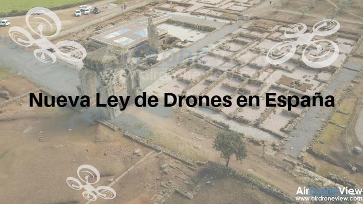 Aprobado el nuevo Real Decreto de Drones enEspaña