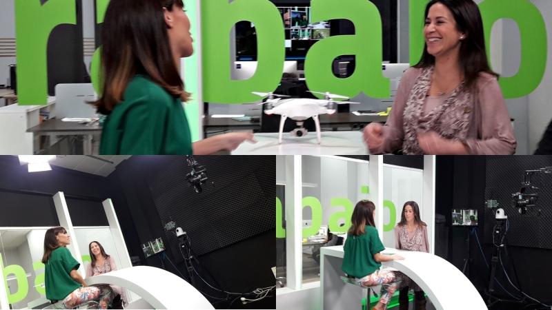 Entrevista a Mara Rodríguez, CEO de Air Drone View, para nuevo programa en CanalExtremadura