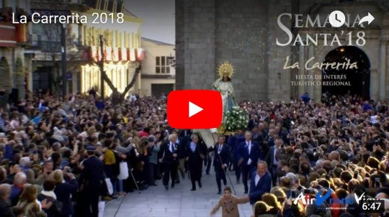 La Carrerita, Fiesta de Interés Turístico Regional, como nunca la habíasvisto