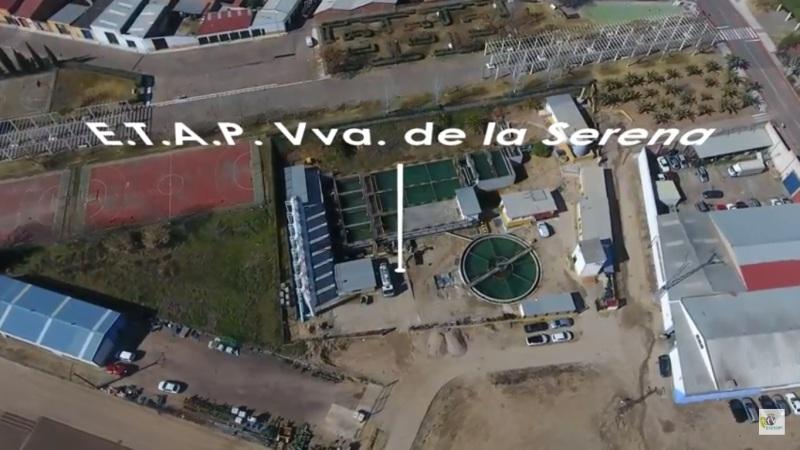 Nuevo depósito auxiliar en Villanueva de laSerena.