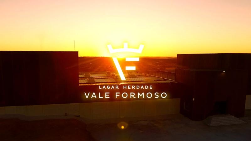 Vídeo promocional de la almazara Lagar Herdade ValeFormoso