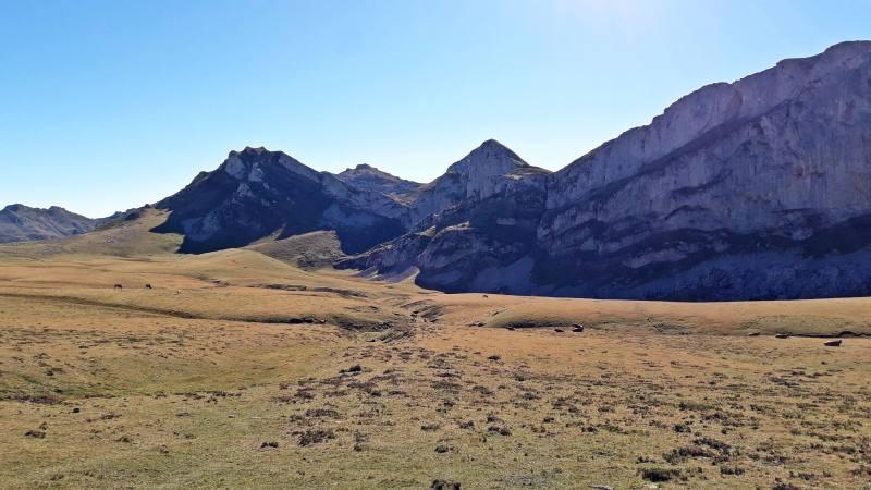 Los lagos de Saliencia y la magia de la altamontaña
