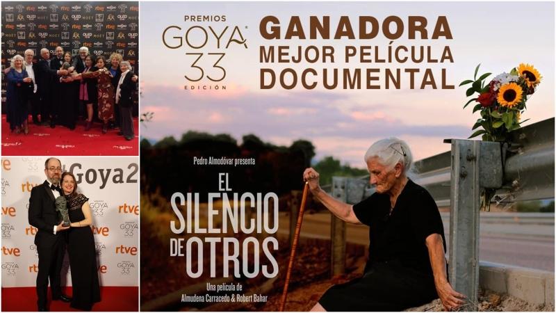 El Silencio de Otros gana un Premio Goya a la Mejor PelículaDocumental