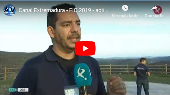 Canal Extremadura – FIO 2019 – Air Drone View