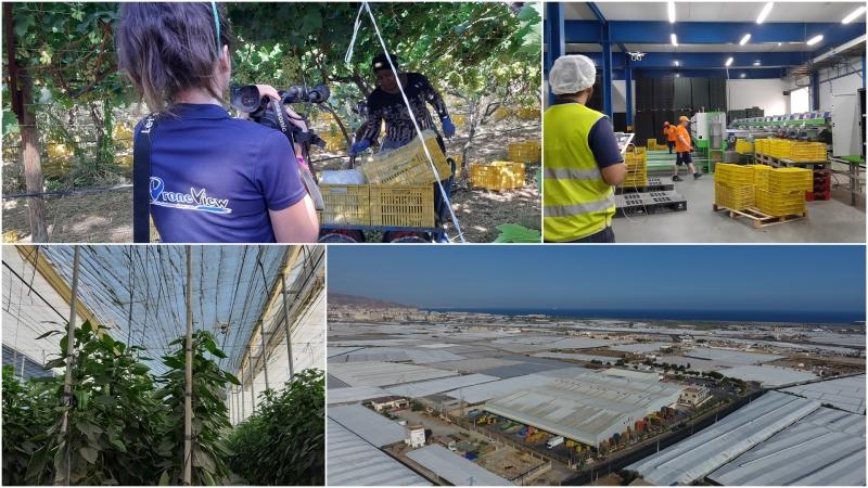 Cambiando de aires: rodando en Almería para vídeopromocional