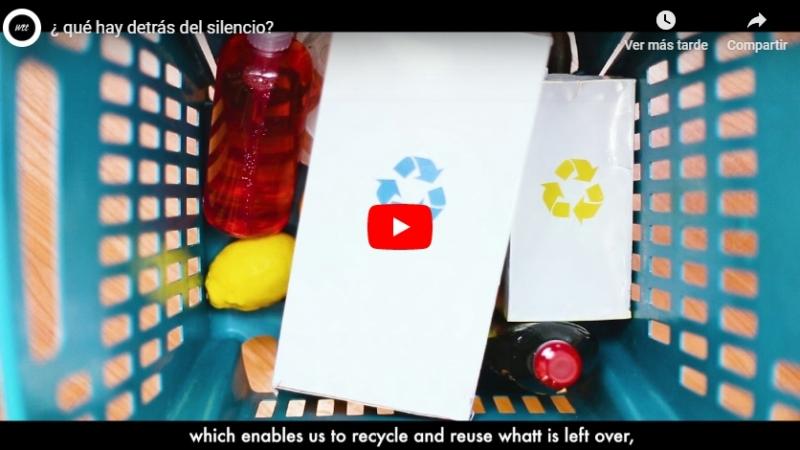 """Participación en el vídeo de Promedio """"¿Qué hay detrás del silencio? – con WeeProducciones"""