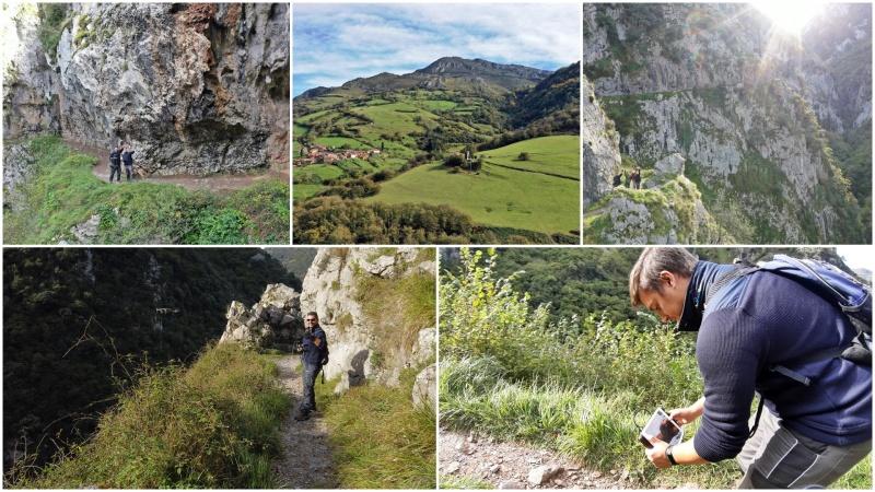 Video promocional en Asturias…La mágica ruta de lasXanas