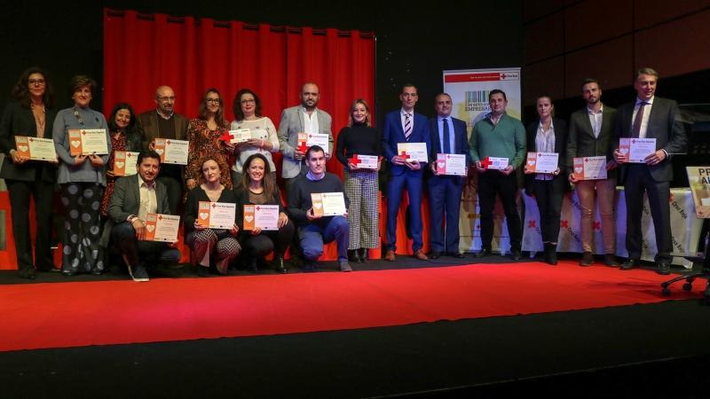 Organización de los Premios Alianzas 2019 de CruzRoja
