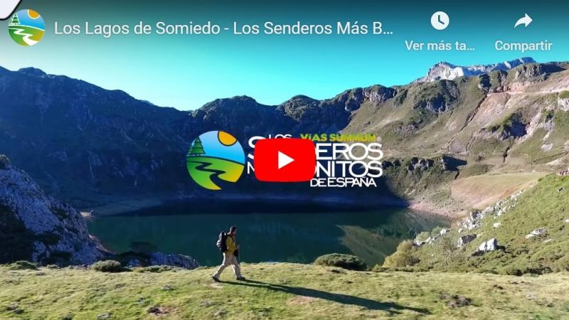 Vídeo de Los Lagos de Somiedo (Asturias), uno de Los Senderos Más Bonitos deEspaña