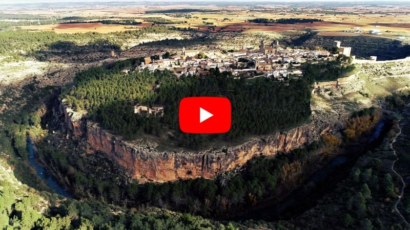 El vídeo de la Hoz de Alarcón, uno de los Senderos Más Bonitos deEspaña