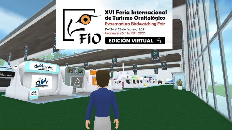 Air Drone View estará en la FIO 2021 (virtual)