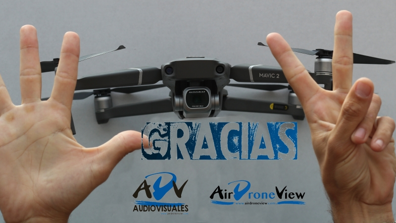7 años de Air Drone View
