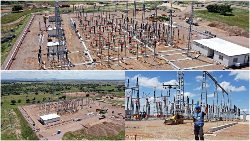 Realizando el seguimiento de obra de una subestacióneléctrica
